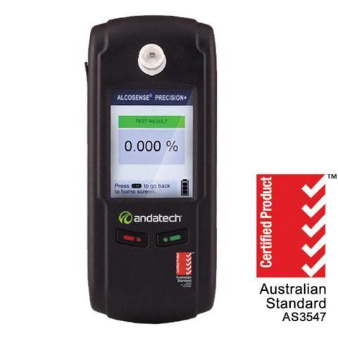 AlcoSense Breathalyser Precision
