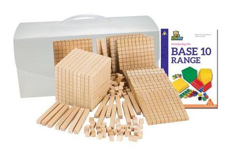 MAB wood student set