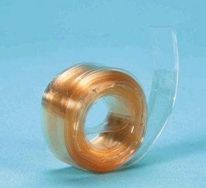 Tubing dialysis 25mm flat width
