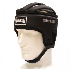 Madison Headguard- Boys - Black
