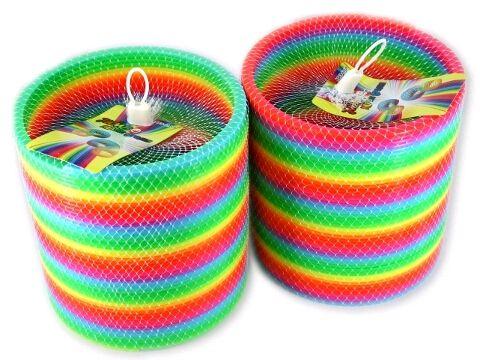 Slinky Spring extra large 15cm diam.