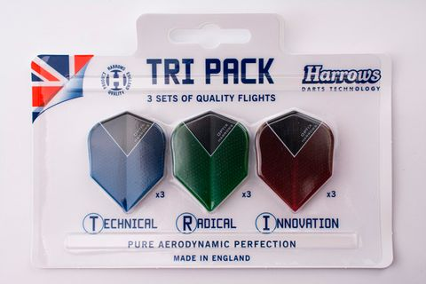 Optix Tri-Pack Flights