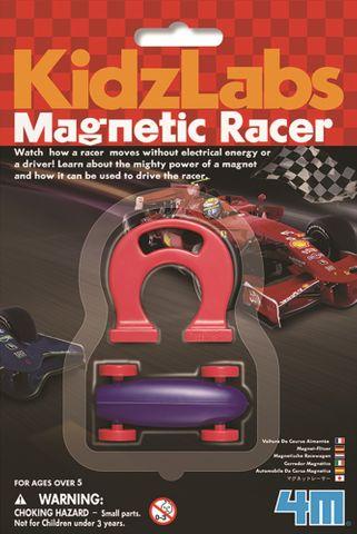 Kidz Lab - Magnet Racer