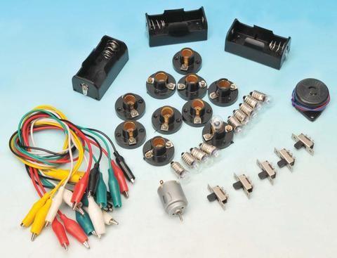 Electricity kit economy
