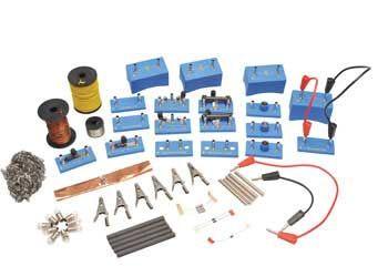 Electricity kit basic primary kit B