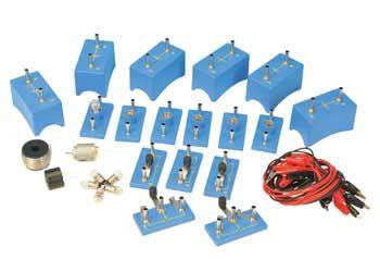 Electricity kit basic elementary kit