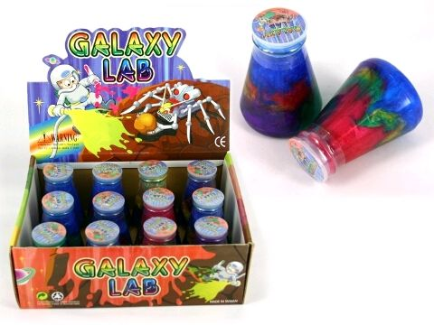 Slime galaxy lab 115g (flask)