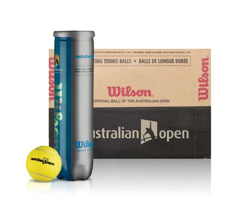 Wilson Australian Open 4 Ball - BOX