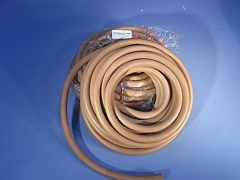 Tubing rubber gas 6.5mm x 2.5mm