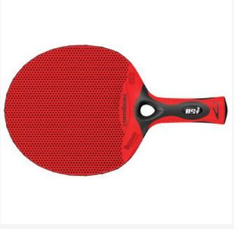 Table Tennis Bat Reverse Pimple Bat Red