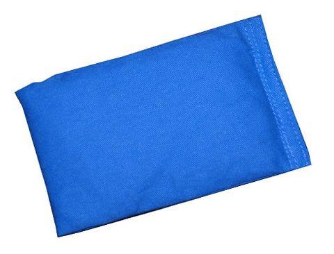 Bean Bag cotton 150x100mm Blue