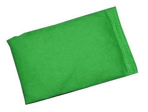 Bean Bag cotton 150x100mm Green