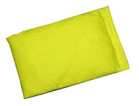 Bean Bag cotton 150x100mm Yellow