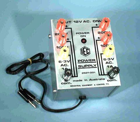 P/Supply PSSC type 100/200V DC 12V AC