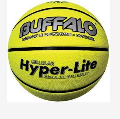 Basketball Hyper-lite Orange Size 6