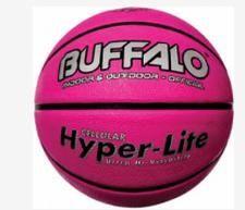 Basketball Hyper-lite Pink Size 6