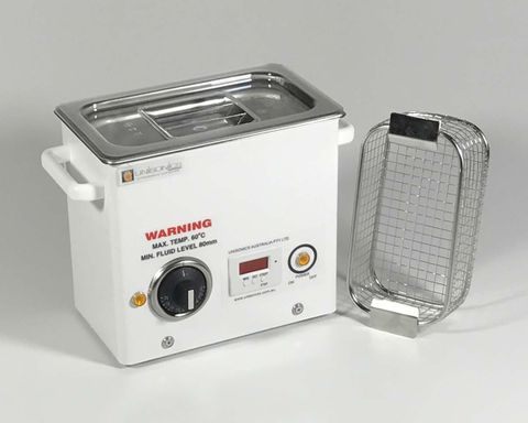 Ultrasonic cleaner 3.0lt dig & heater