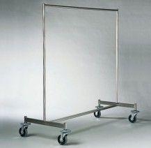 Garment rack 1600x600x1600mm