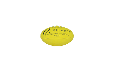 Eclipse 3PLY Syn Football Yellow Size 2