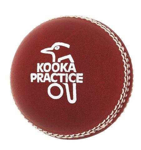 Kooka Practice Cricket ball Snr 2Pce