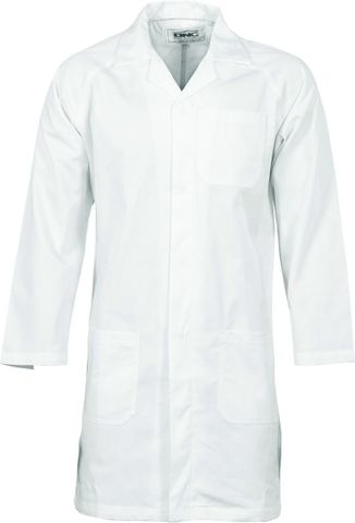 Umpires Coat - White Small