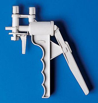 Vacuum pump hand operated plain
