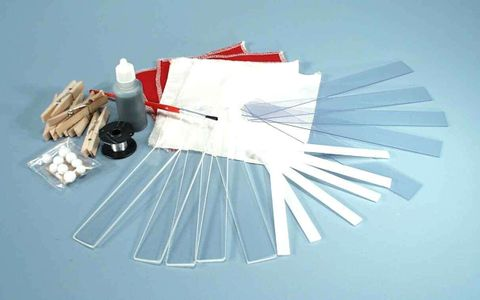 Electrostatics kit simple PSSC