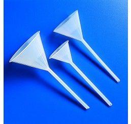 Funnel long stem PP 103mm