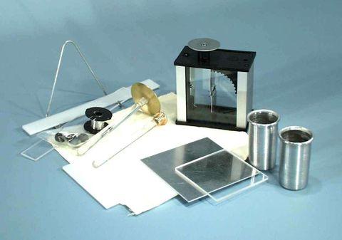 Electrostatics kit 'Nuffield' type