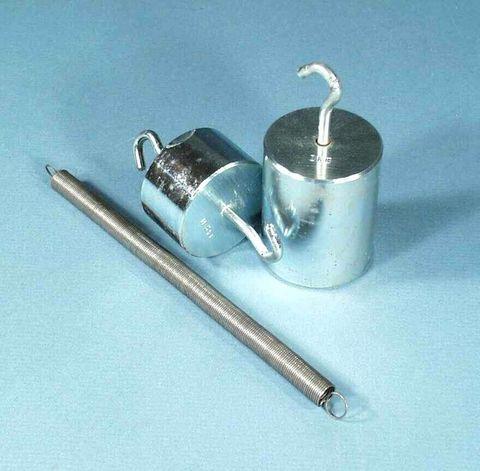 Helical steel spring kit - PSSC