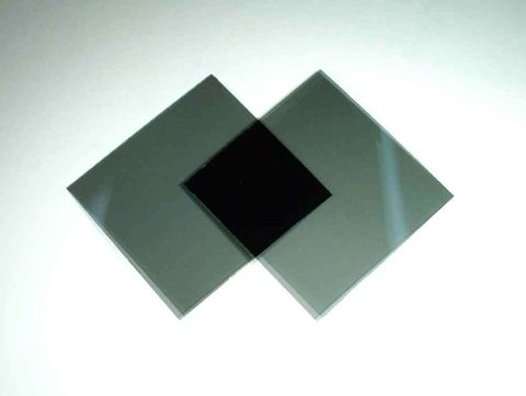 Filter pair polarising 75x75mm