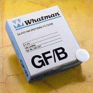 Glass Fibre Paper No.GF/B 90mm 1um