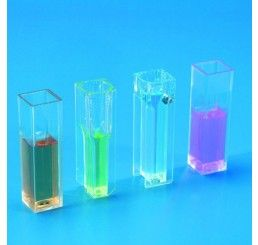 Cuvette disposable PS 4.5ml 10mm path