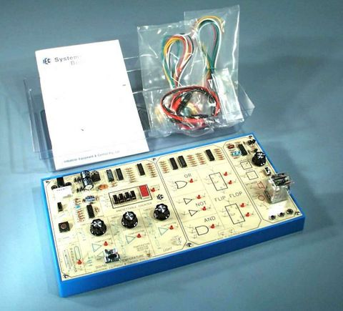 Electronics trainer kit Systems w/manual