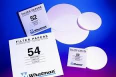 Whatman Filter Paper No.54 110mm 22um