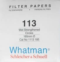 Whatman Filter Paper No.113 185mm 30um