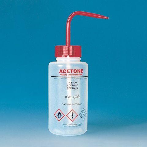 Bottle wash ''ACETONE'' 500ml
