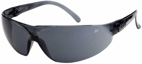 Bolle 'Blade' safety glasses smoke