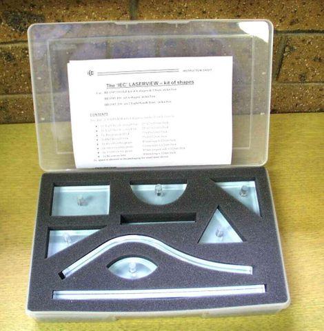 Laser view kit full set
