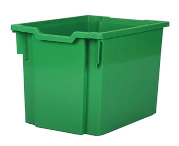 Tray storage jumbo Green 300mm