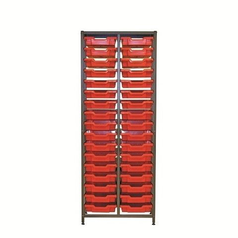 Frame double 1850mm 34 F1 trays