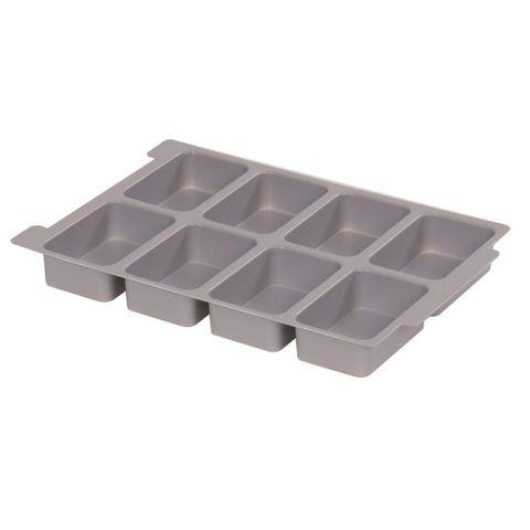 Gratnells plastic tray insert 8 section