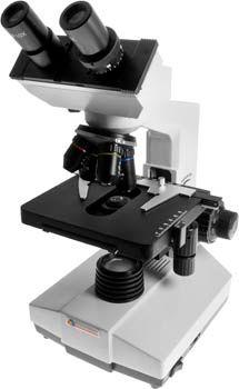 Microscope Biol.Binocular 40x-1000x LED