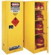 "Cabinet ""FLAMMABLE"" 170L Slimline"