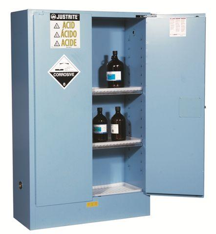 """Cabinet """"CORROSIVE"""" 250L 2 door 9x20L"""