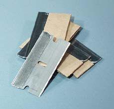 Blades single edge (Pk:5)