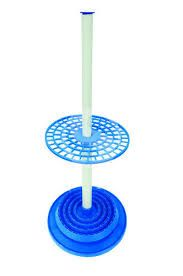Stand pipette 3-tier round holds 94x