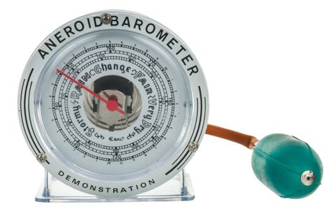 Barometer Aneroid demonstration 100mm