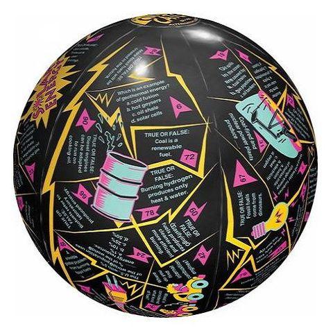 Clever catch ball - Alternative Energy