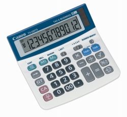 Calculator Canon TX220TS 12 digit